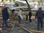 Rapallo, le condizioni della passeggiata e del porticciolo