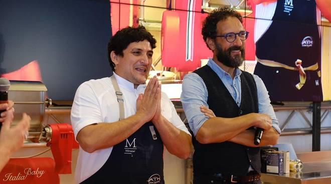 Ristoexpo, Chef Colagrego dà spettacolo