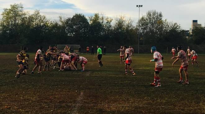 Rugby Savona passa a Pavia per 10 a 20