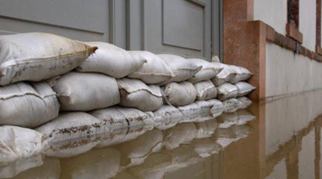 sacchi sabbia protezione civile