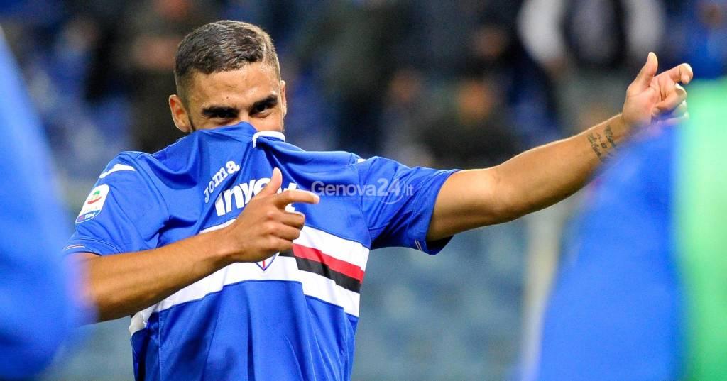 Sampdoria Vs Spal Serie A