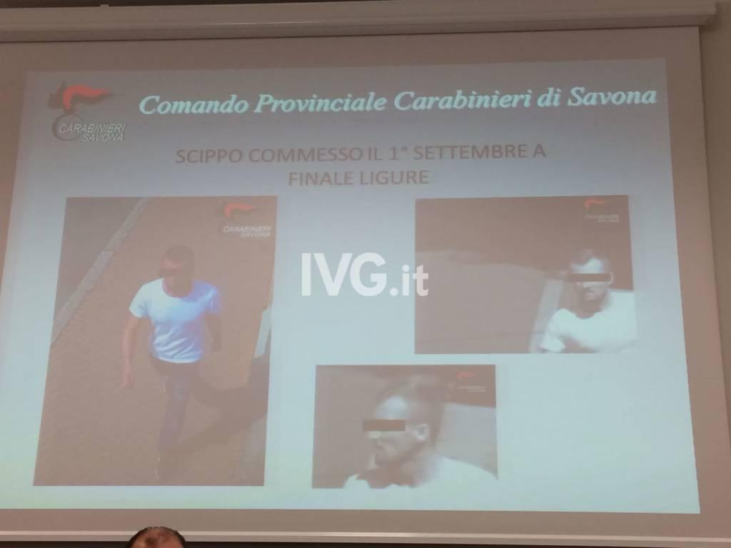 Scippatore seriale arrestato dai carabinieri