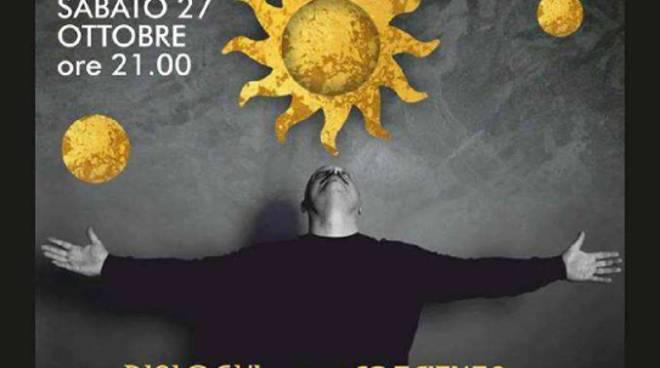 """Spettacolo teatrale """"Uomo Galileo - Dialoghi con la coscienza"""""""