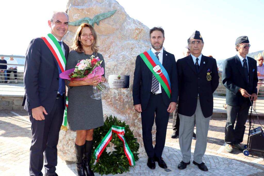Targa Albenga fine Prima Guerra Mondiale