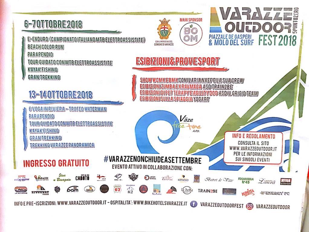 Varazze Outdoor Fest