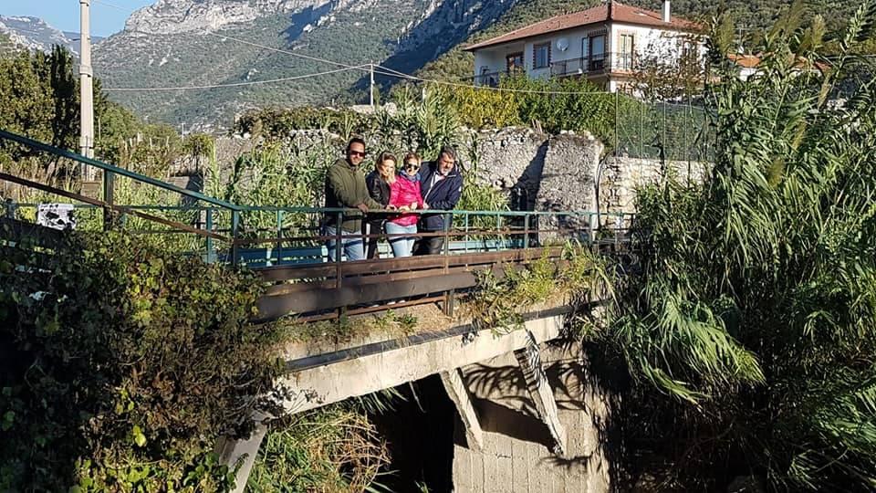Toirano Ponte Varatella Verifiche