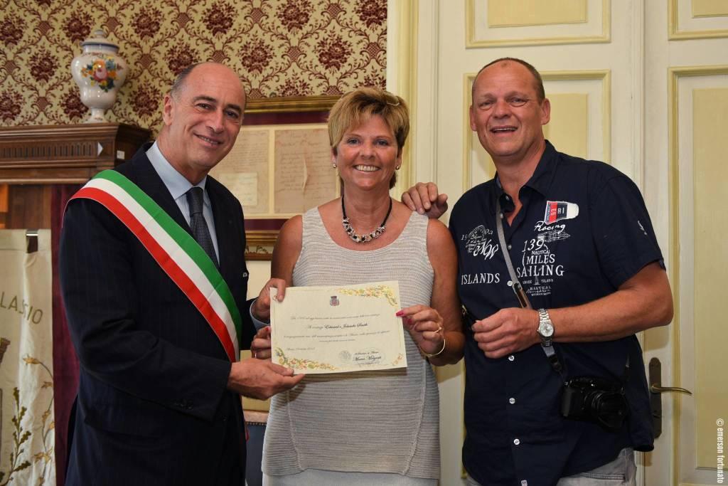 Alassio Turisti Fedeli Olanda