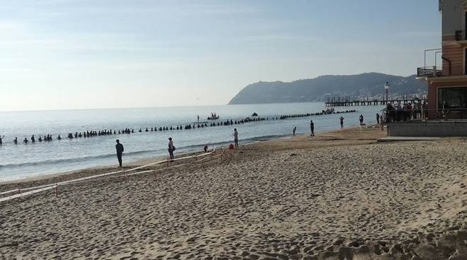 Alassio Wave Walking