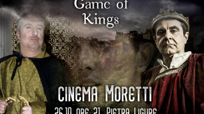 Game of Kings Pietra Ligure