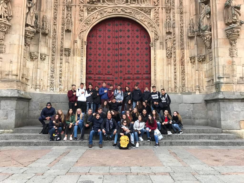 Studenti Falcone Salamanca