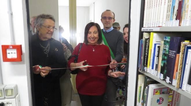 Inaugurazione Biblioteca Mioglia