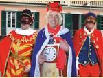 Maschere Carnevaloa Beccancin Puè Pepin Capitan Fracassa