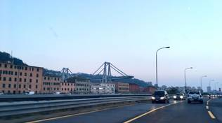 via 30 giugno ponte morandi