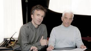 Vladimir e Vovka Ashkenazy fratelli pianisti