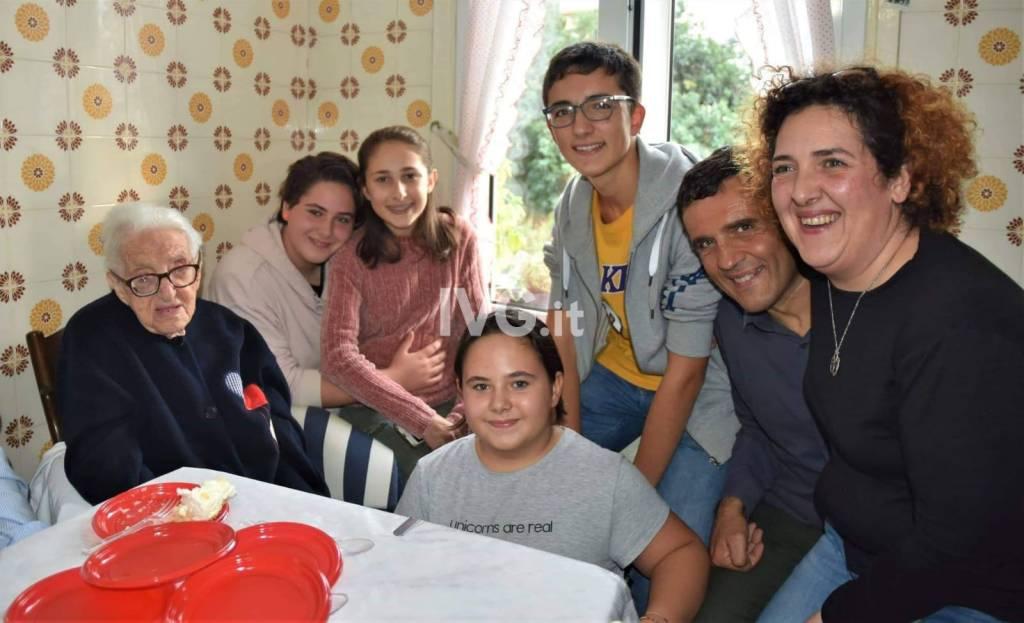 100 anni di Giuseppina Degiovanni
