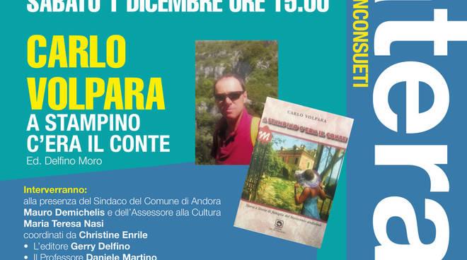 """A Stampino c'era un Conte"" libro Carlo Volpara"