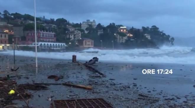 allerta rossa, docufilm sul maltempo a Santa Margherita Ligure