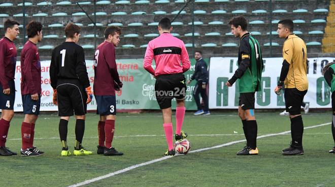 Angelo Baiardo Vs Goliardica Juniores Regionali Ecc: Girone B