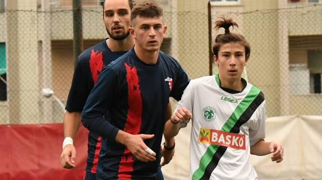 Angelo Baiardo Vs Vado Campionato Eccellenza Liguria