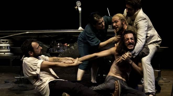 """""""Animali da bar"""" Teatro Modena"""