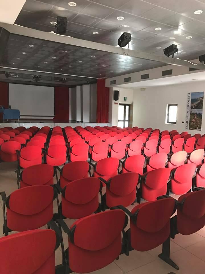 Auditorium Berellini Cogoleto.
