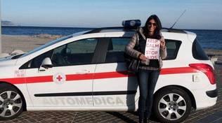 Automedica croce rossa Ceriale