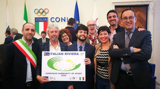 Brando Benifei comunità europea dello sport