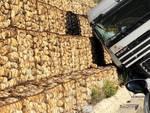 Camion ribaltato Altare