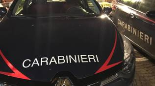 Carabinieri notte generica