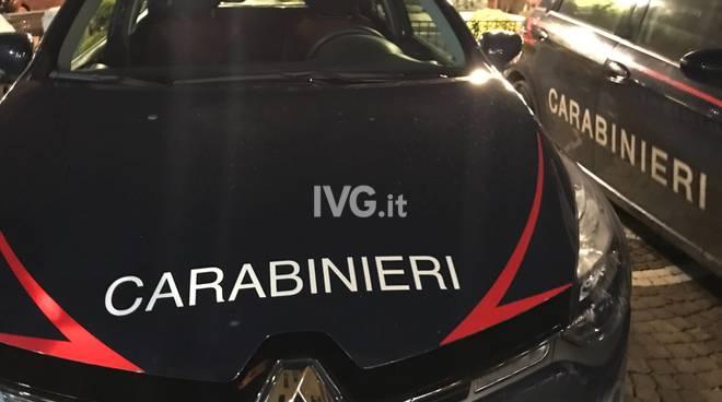 Carabinieri notte generica