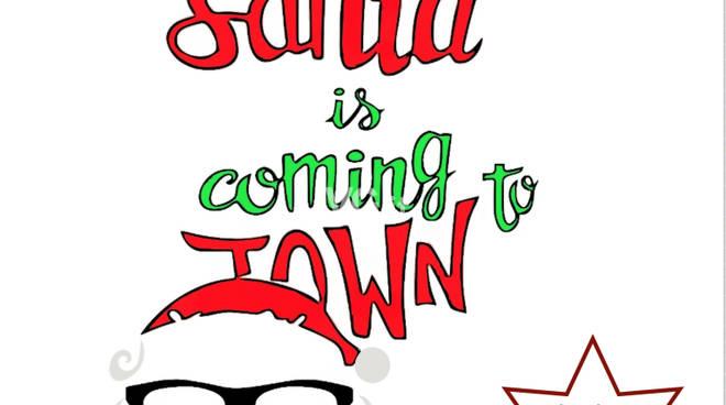 """E\' uscito \""""Samta Is Coming to Town\"""" il nuovo album di Natale di Samuel J Morris"""