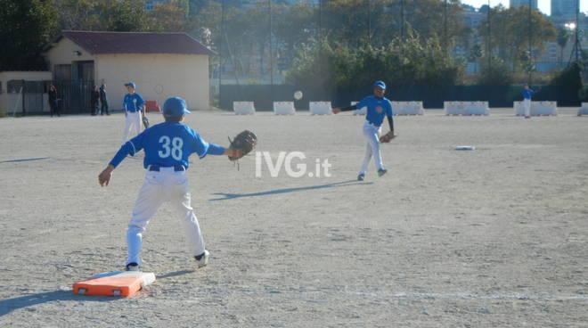 Baseball: gli Albisole Cubs e i Rebels Avigliana hanno disputato il Torneo Cavigal\'s Cup di Nizza costretti a chiudere l\'attività