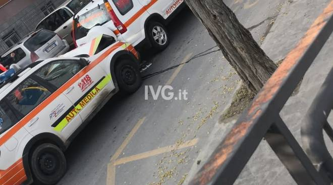 Incidente corso dante