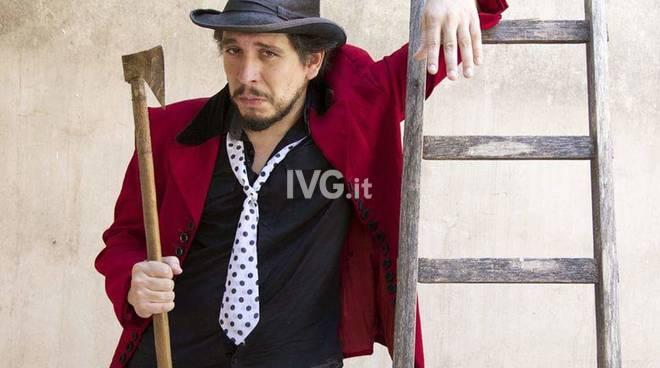 Davide Di Rosolini live al Circolo ARCI Messico & Nuvole di Albenga + Lasagnata Sociale