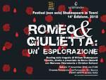 Stasera al Circolo ARCI Chapeau di Savona: Romeo & Giulietta, un\'esplorazione