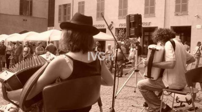 Stasera i QuBa Libre al Circolo ARCI Milleluci di Legino (Savona)