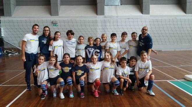 Volley: Trofeo Junior - seconda giornata