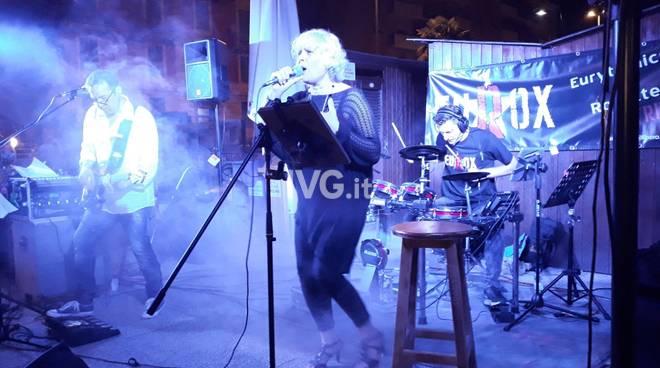 La canzone di Serenella: aperitivo concerto EUROX