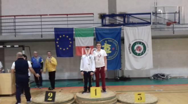 Interregionale arceristica 18 m - Genova 1/1/2018