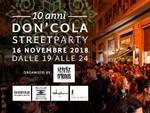 Don Cola 10th Anniversary by Friends Eventi