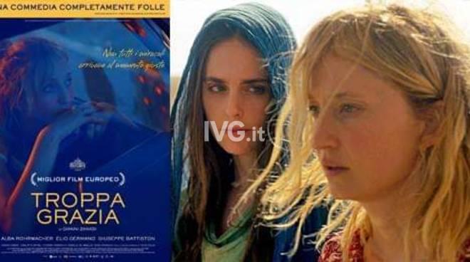 Nel week-end al NuovoFilmStudio di Savona: Troppa grazia