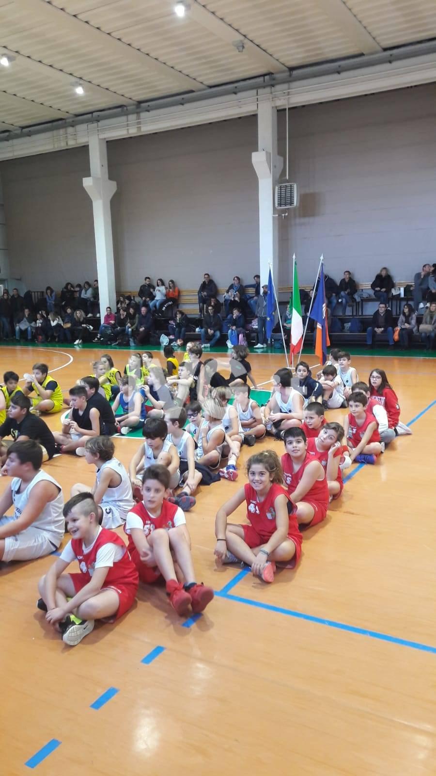 1° Torneo pallacanestro giovanile dell\'amicizia CSI