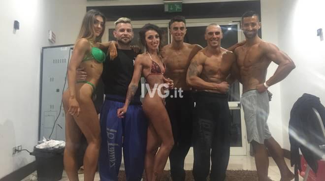 Team Fabri Capello irrompe sulla scena internazionale.