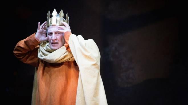"""Carlo Cecchi in """"Enrico IV"""""""