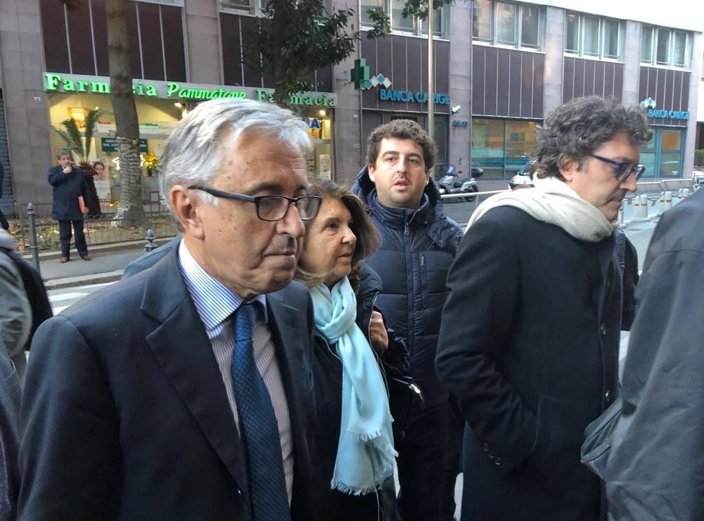 castellucci tribunale interrogatorio ponte morandi
