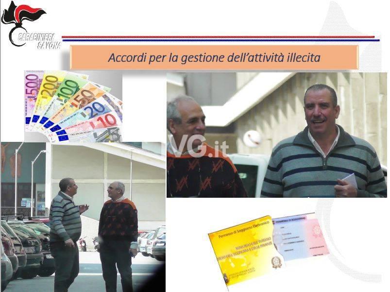 Conferenza Stampa carabinieri Pietra Ligure