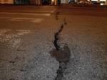 crepa brigate partigiane asfalto