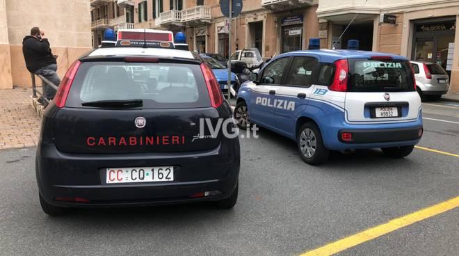 Carabinieri Polizia Prefettura Savona