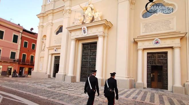 Carabinieri San Nicolò Pietra Ligure