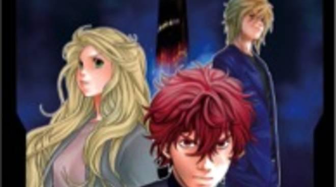 """Death Shield"" manga Luca Molinari alias Mangaka96"